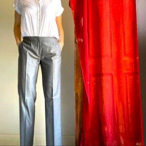 MAX MARA wool/silk trousers (10)